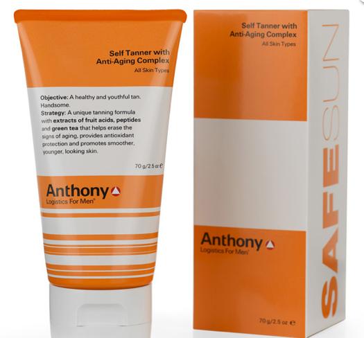 Anthony Logistics Self Tanner Anti Aging