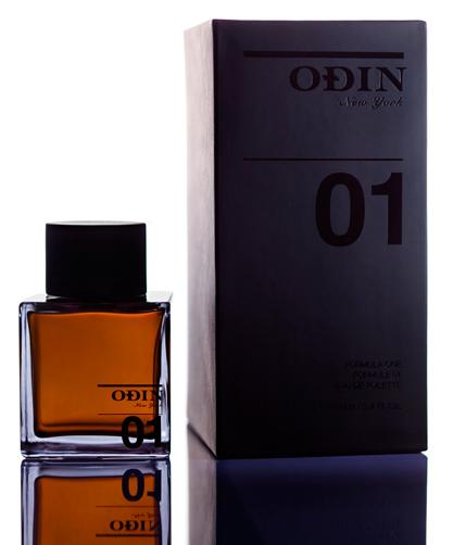 Odin 01 Nomad Cologne