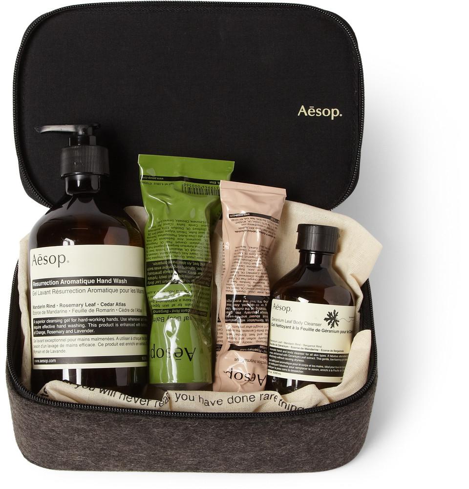Aesop Preen Grooming Kit 2