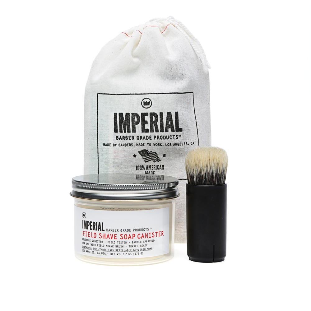 Imperial Field Shave Set