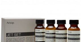 "Aesop ""Jet Set"" Travel Grooming Kit 1"