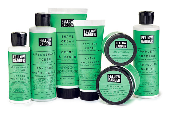 Fellow Barber Grooming Products